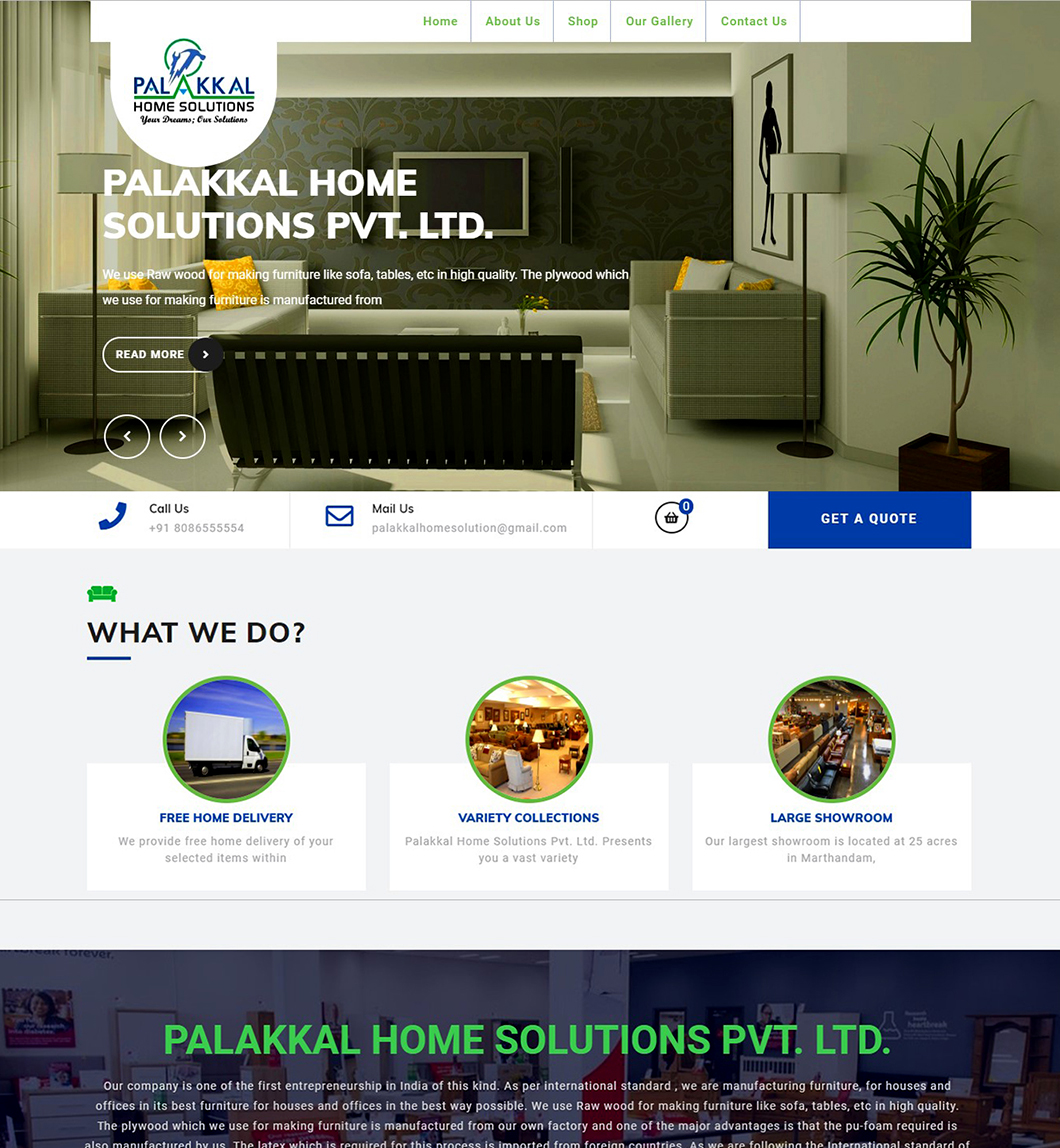 Palakkal Home Solutions