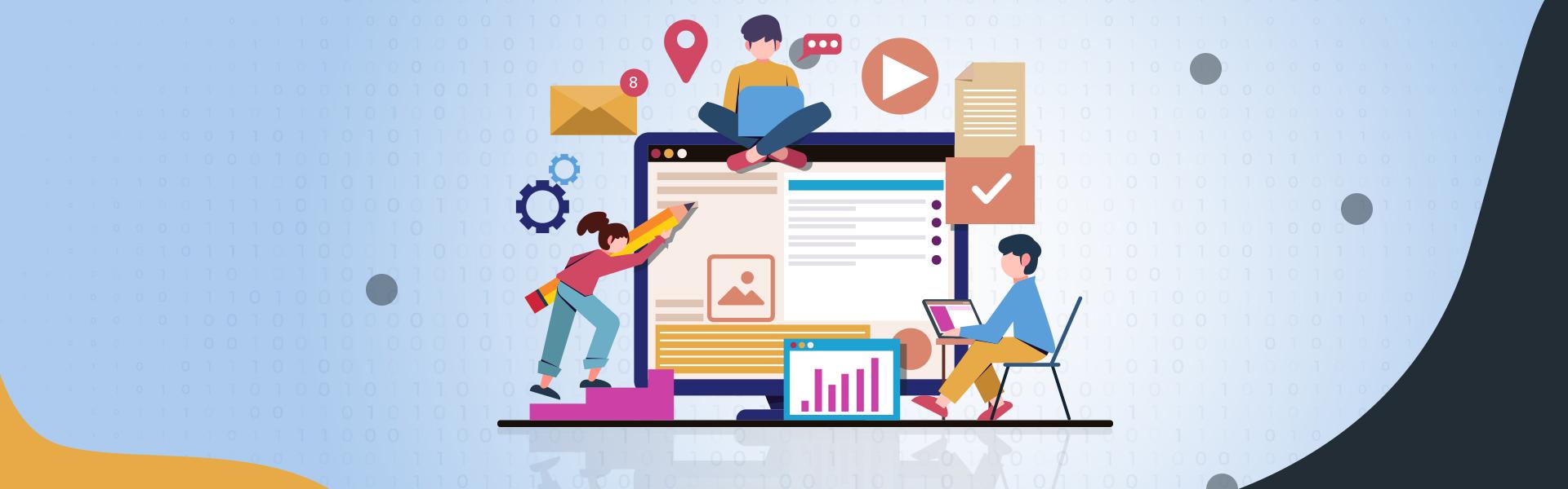 Web Designing and Development Company in Kerala